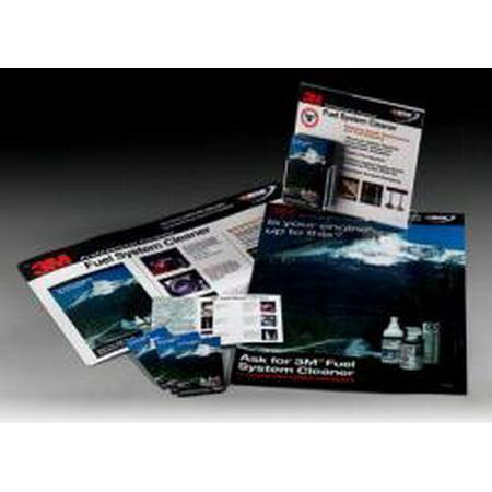 3M COMPANY FUEL SYSTEM CLEANER  POP - 3m Digital Wall Display