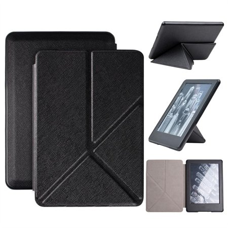 Slim Leather Case Smart Cover For Amazon Kindle Paperwhite 4 2018 Sleep/Wake ()
