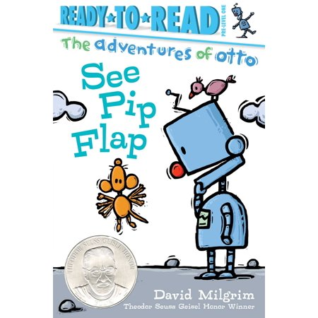 See Pip Flap (Hardcover) - David King Small Flap