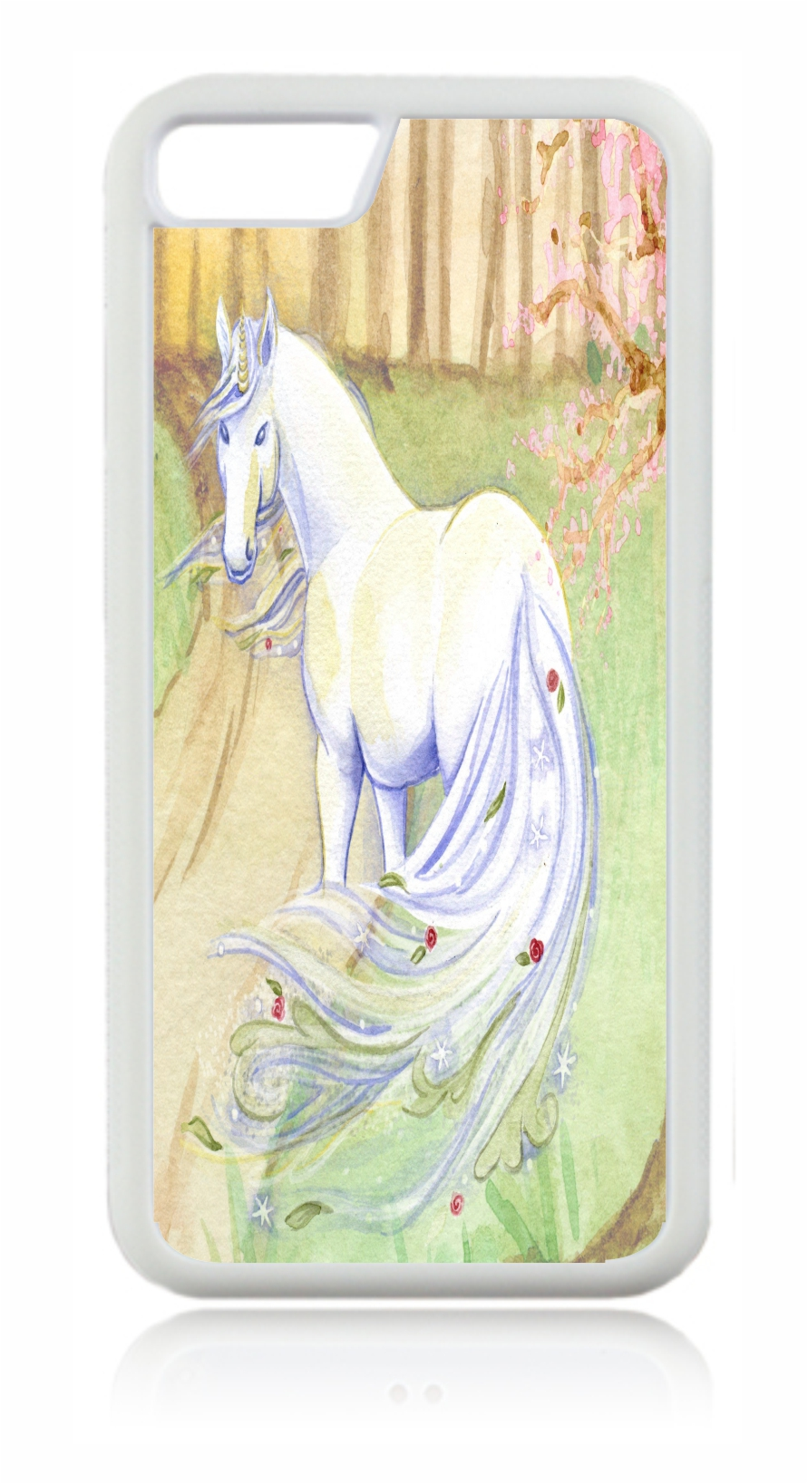Unicorn Painting iPhone 6/6S Plus Case