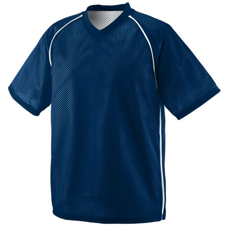Augusta Sportswear Men's Verge Reversible Jersey 3Xl Navy/White - image 1 de 1