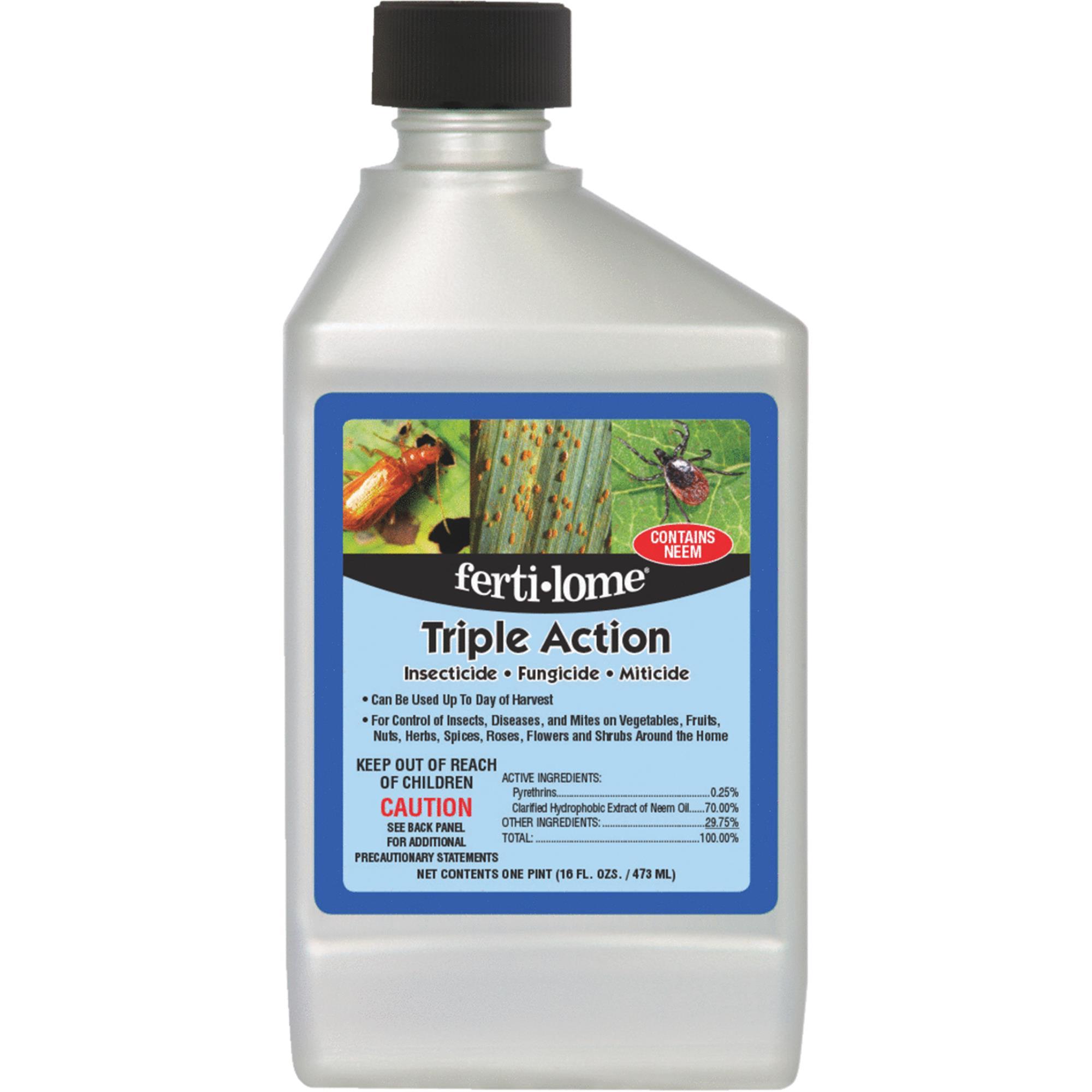 Fertilome Triple Action Plus Disease Control