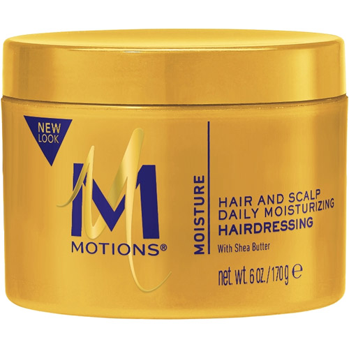 Motions Hair and Scalp Daily Moisturizing Hairdressing, 6 oz