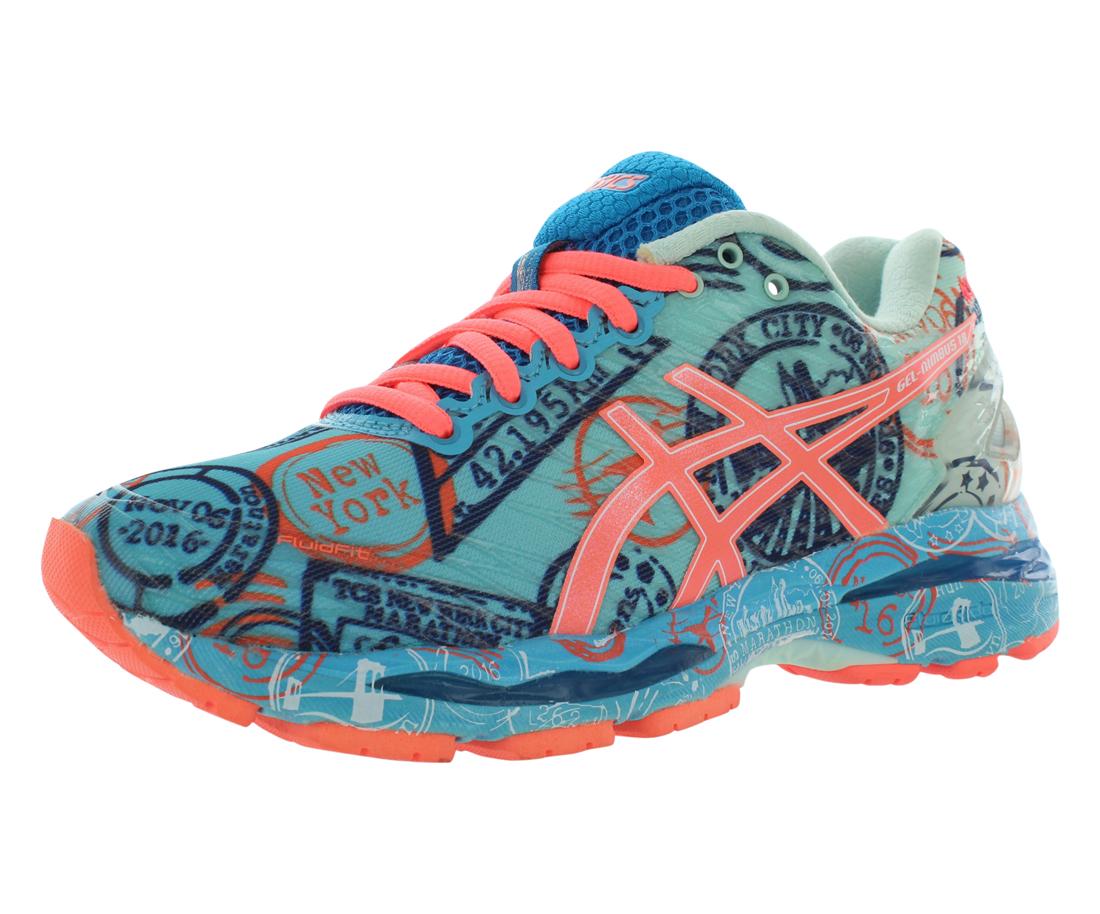 Asics Gel Women's Nimbus 18 Nyc Running Women's Gel Shoes Size 6 047a54
