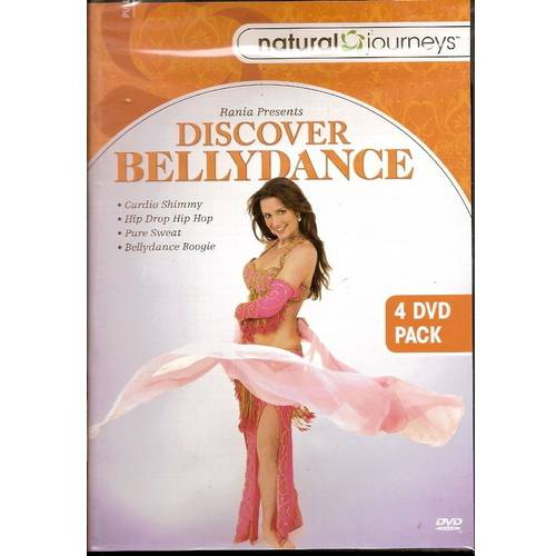 GOLDHIL HOME MEDIA INT L Bellydance Fitness For Weight Loss