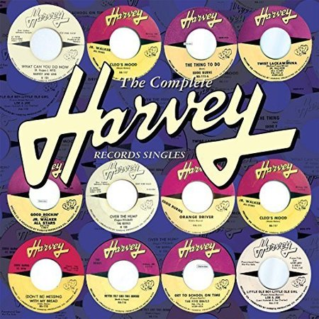 Complete Harvey Records Singles / Various