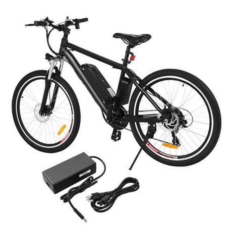 All Terrain Bicycle (Electric Mountain Bike with 36V, Removable Lithium-Ion Battery 250W Electric Bike for Adults with Battery)