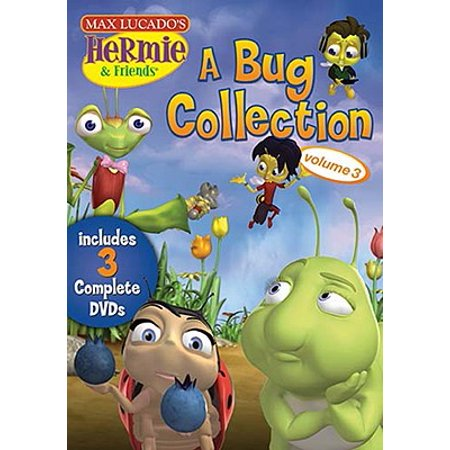 Max Lucado Boxed - Max Lucado's Hermie & Friends: A Bug Collection DVD Box Set (Other)