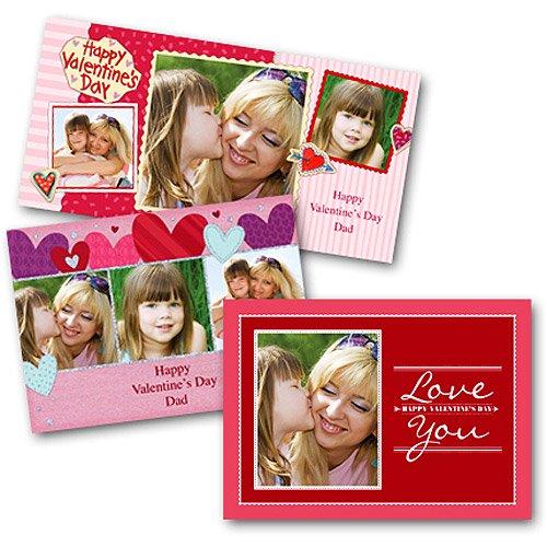 Valentines day photo greeting cards walmart m4hsunfo