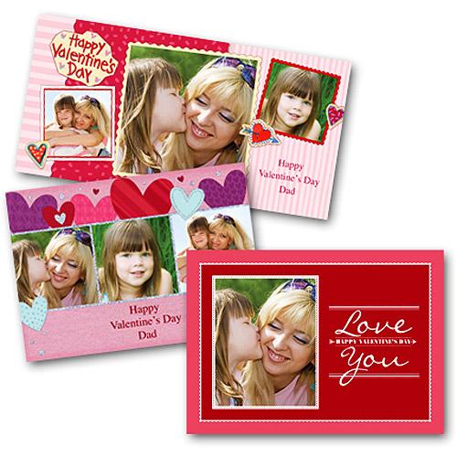 Valentineu0027s Day Photo Greeting Cards