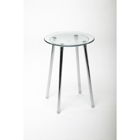Fine Kin Noni Backless Vanity Stool Bench With Chrome Metal Legs Bralicious Painted Fabric Chair Ideas Braliciousco
