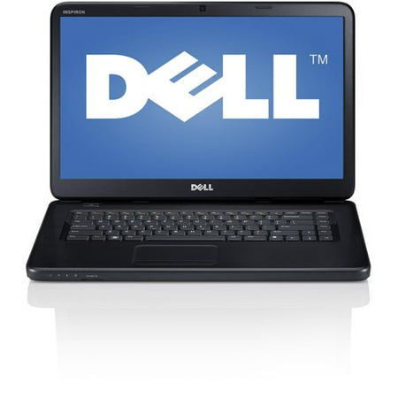 "Dell Obsidian Black 15.6"" Inspiron 15 i15-1821BK Laptop PC with Intel Core i3-2370M Processor and Windows 8"