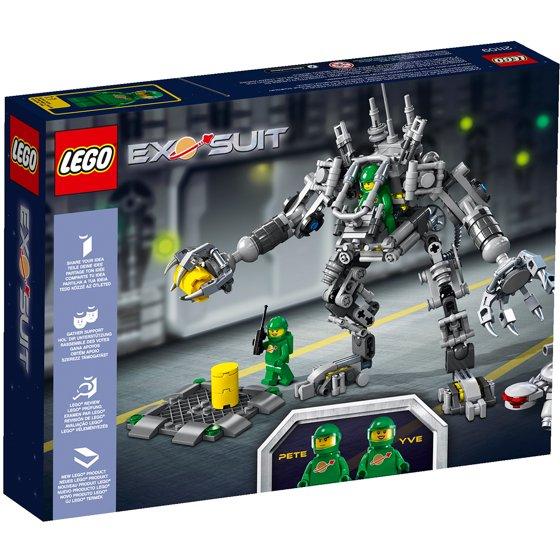 Lego Cuusoo Exo Suit Walmart
