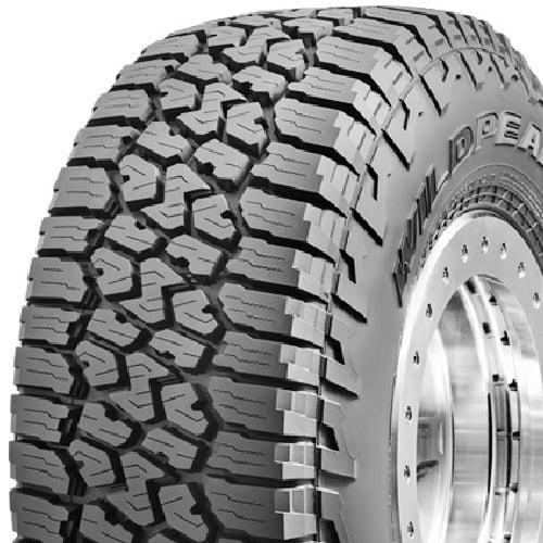 Terrain Radial Tire-33X12.50R15 108R 6-ply Falken Wildpeak A//T3W All
