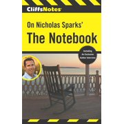 CliffsNotes on Nicholas Sparks' The Notebook - eBook