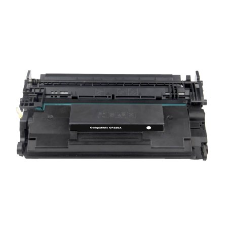 Compatible HP CF226A / 26A Black Toner Cartridge - image 1 of 1