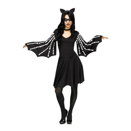 Diy Bat Woman Costume (Women's Sassy Bat Costume)