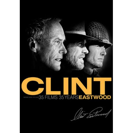 Clint Eastwood: 35 Films 35 Years (DVD)](Halloween Films Rated U)