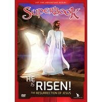 Superbook He Is Risen! : The Resurrection of Jesus