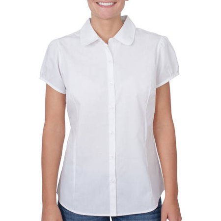George Juniors' School Uniform Short Sleeve Blouse