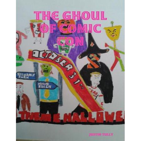 The Ghoul of Comic Con - eBook