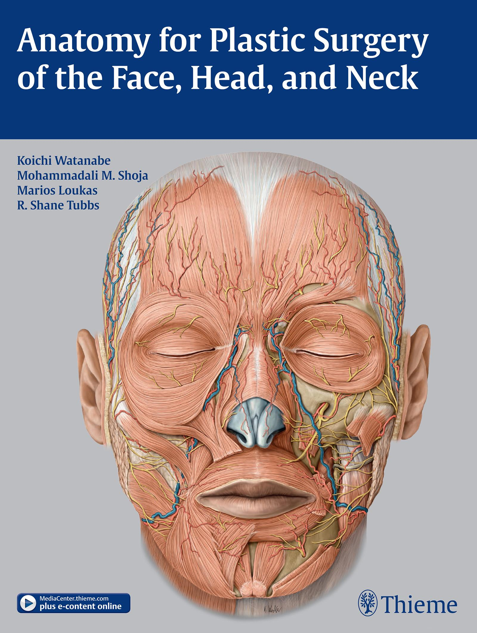 Anatomy for Plastic Surgery of the Face, Head, and Neck - Walmart.com