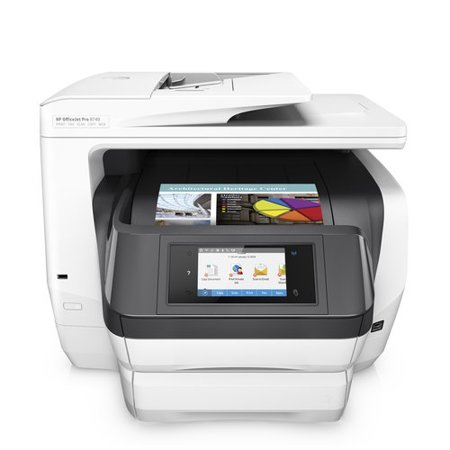 HP Officejet Pro 8740 All-in-One - multifunction printer (color)