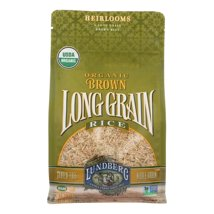 Rice: Lundberg Brown Long Grain Rice