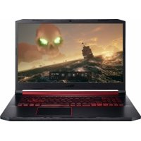 "Acer - Nitro 5 17.3"" Gaming Laptop - Intel Core i5 - 8GB Memory - NVIDIA GeForce GTX 1650 - 512GB Solid State Drive - Obsidian Black Notebook PC Computer AN517-51-56YW"