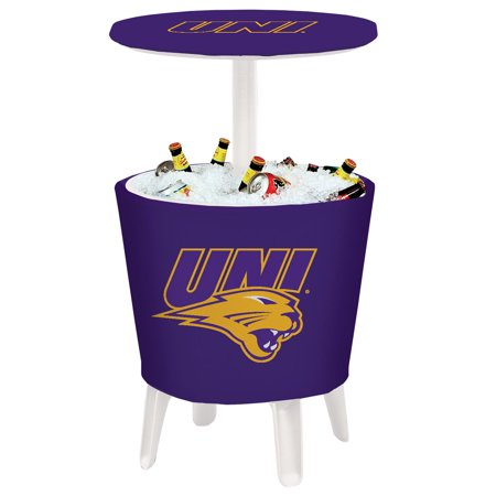 Northern Iowa Panthers Mascot Four Season Event Cooler Table - No Size (Panther Mascot)