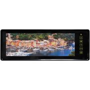 """Tview RV808C 8.8"""" Tft Monitor Built In Rear View Mirror Back Up Camera"""