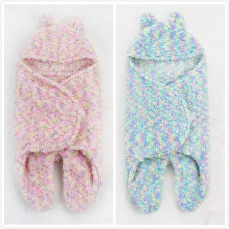 Hot Sale Newborn Baby Boy Girl Warm Swaddle Sleeping Bag Wrap