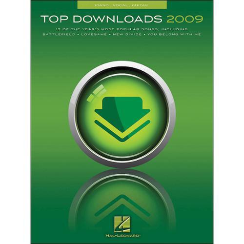 Hal Leonard Top Downloads 2009 (P/V/G)