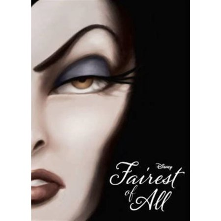 Disney Villains Fairest of All Novel (Paperback)](Famous Disney Villains)