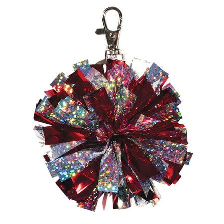 Chassé Girls Mini Cheerleading Pom-Pom - Girl Cheerleading Costume
