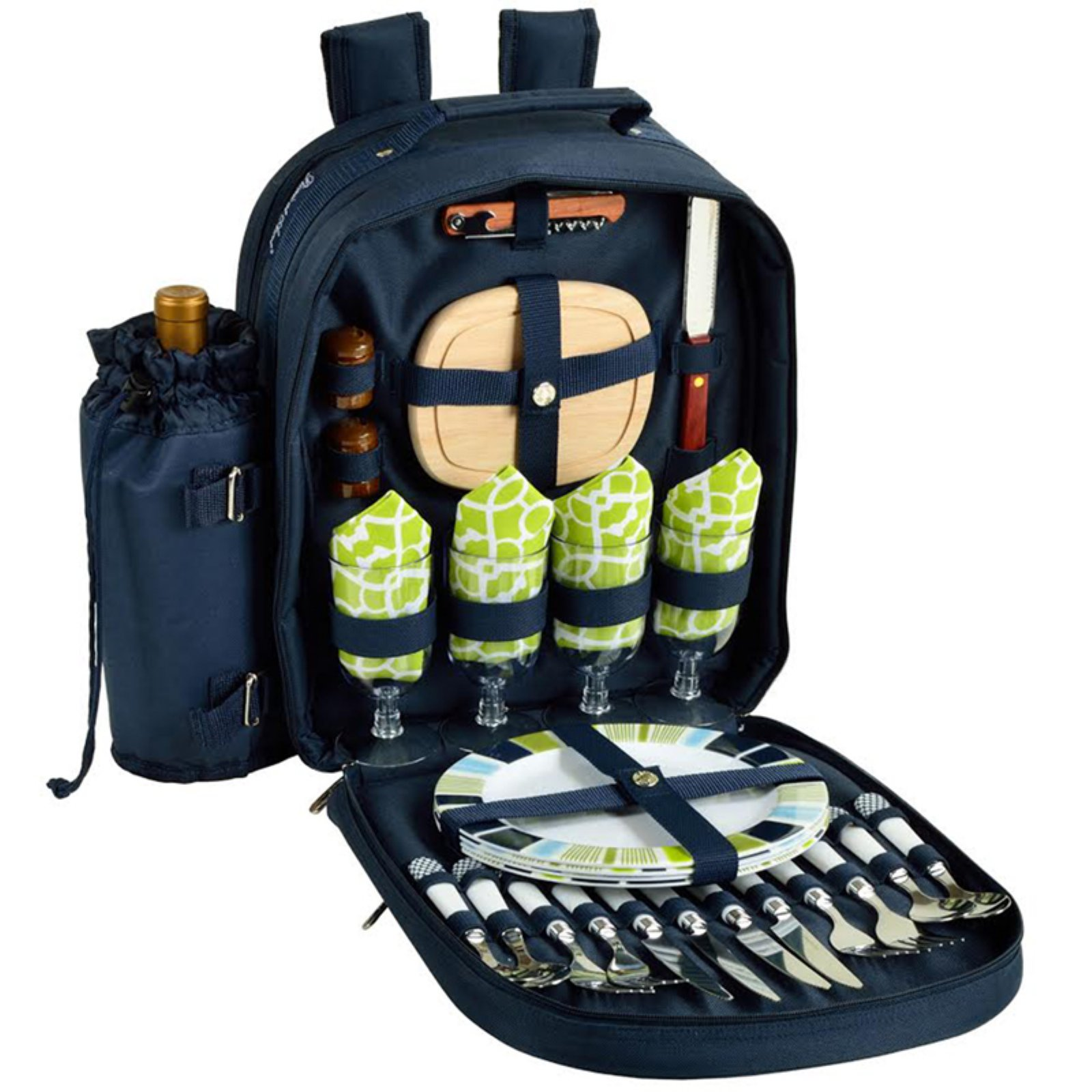 Picnic At Ascot Picnic Backpack for 4