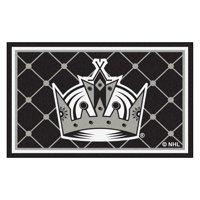 NHL - Los Angeles Kings 4'x6' Rug