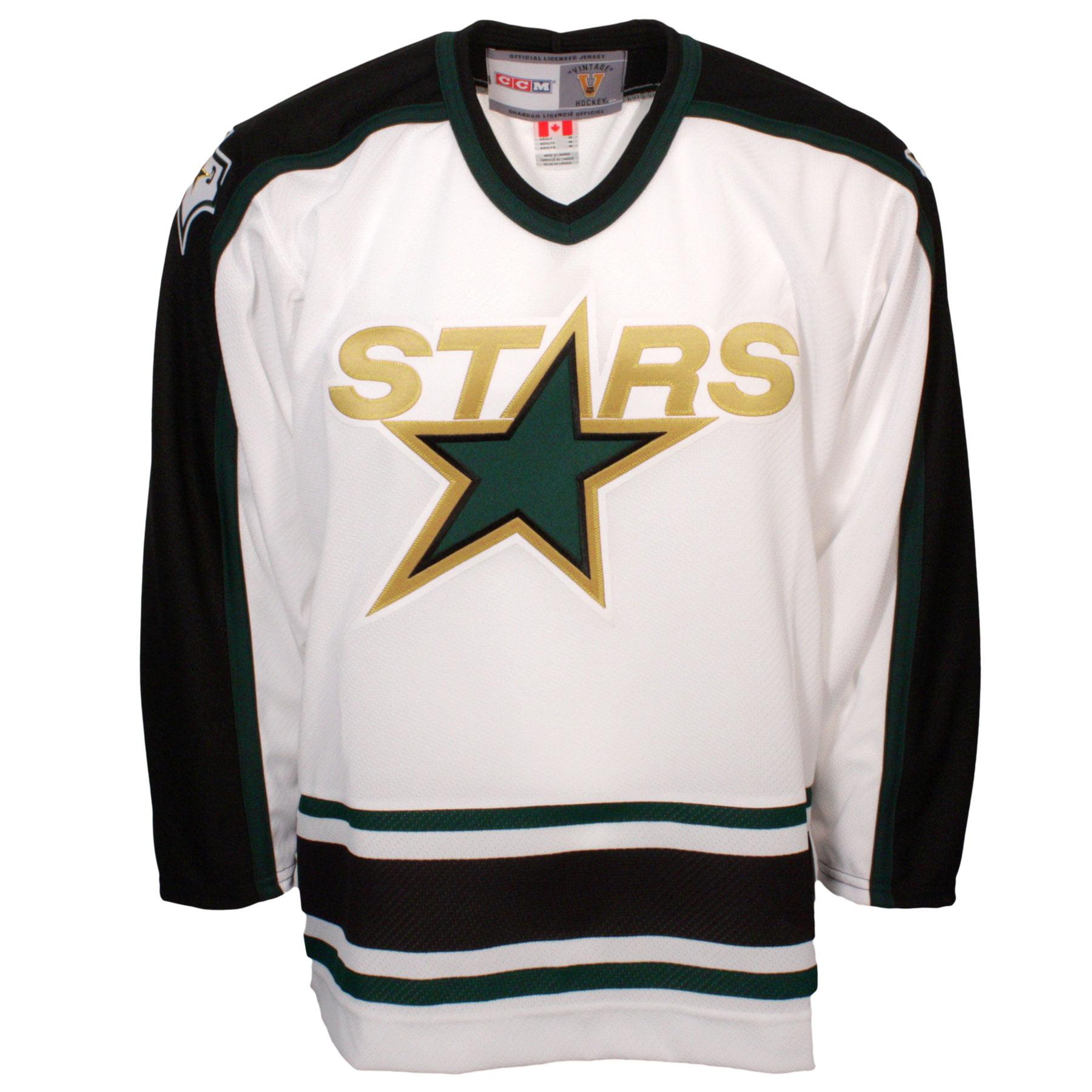ccm dallas stars jersey