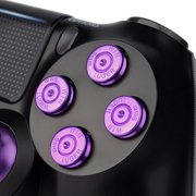 etal Thumbsticks & Bullet Buttons & D-pad Replacements Kits for 4/PS4/PS4 Slim/PS4 Pro Controller - image 3 of 6