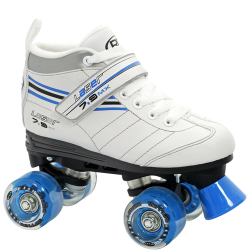 Roller Derby Skate Corp Laser 7.9 Girls' Speed Quad Skates