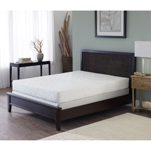 "Sleep Inc. Renew 8"" Memory Foam Mattress, Multiple Sizes"