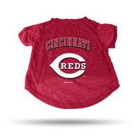 Cincinnati Reds Sparo Pet T-Shirt - Red