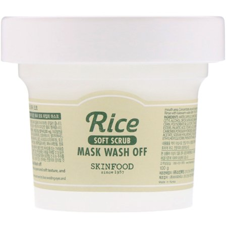 Skinfood Rice Face Mask Wash Off