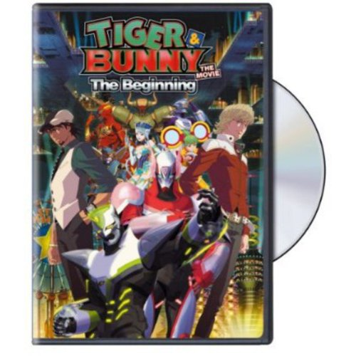 Tiger & Bunny The Movie - The Beginning (Widescreen)