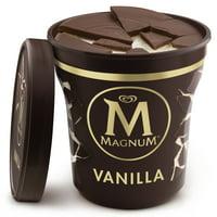 Magnum Ice Cream Milk Chocolate Vanilla 14.8 oz