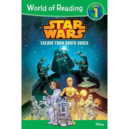 World of Reading Star Wars Escape from Darth Vader : Level 1