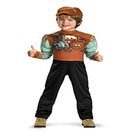 Halloween Town Review (Tow Mater Classic Muscle Costume - Small)