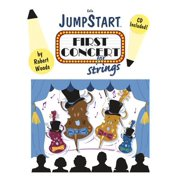 Jumpstart First Concert for Strings - Cello : Grade 1