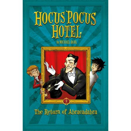 The Return of Abracadabra (Hocus Pocus Hotel 2) - eBook - Billy Hocus Pocus