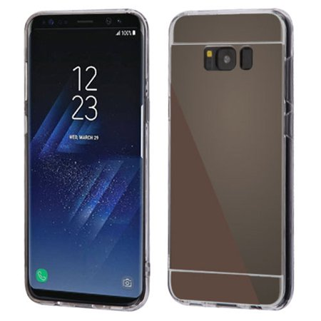 best website 6828f abb6d Samsung Galaxy S8+ Case, Samsung Galaxy S8 Plus Case, by Insten Transparent  Clear Gummy TPU Rubber Gel Case Cover For Samsung Galaxy S8+ S8 Plus - ...